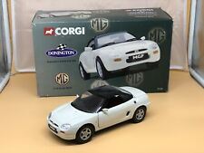 Corgi 95100 1:18 Scale MGF Diecast Model - Limited Edition