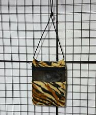Wild * 7 x 9 bonding pouch with neck strap