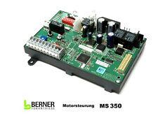 Berner GA 301 Motorsteuerung MS350 Steuerung Elektronik Garagentorantrieb