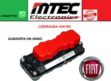 CENTRALINA FIAT 12 MESI GARANTITA IAW 59F M3