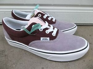 NWT WOMEN'S VANS COMFY CUSH ERA (CORD) SNEAKERS/SHOES.SIZE 7.BRAND NEW 2020!