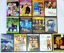 Better Off Dead, The Grifters, Shanghai, Sure Thing. John Cusack 13 Dvd Lot