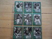 Michigan State TK Legacy 26 of 27 Card Set PLUS 30 Duplicate Cards Rogers Gibson