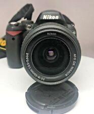Nikon D40 Digital Camera with AF-S Nikkor 18-55 mm Lens