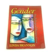 Gender : Psychological Perspectives by Brannon, Linda 2007 Textbook paperback