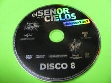 DVD EL SENOR DE LOS CIELOS VOLUME 2 DISC 8 ONLY