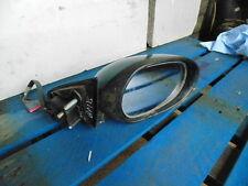 JAGUAR  X TYPE DRIVERS SIDE OS ELECTRIC WING MIRROR GREEN UK RHD