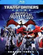 Transformers Prime: Season 3 [Blu-ray], Widescreen, NTSC, Blu-ray, Anima