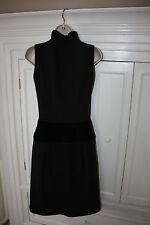 DOLCE & GABBANA  BLACK DRESS SIZE M