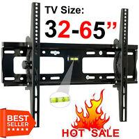 """TV Wall Bracket Mount Tilt For 32 - 65"""" In Sony Samsung Panasonic LCD LED Plasma"""