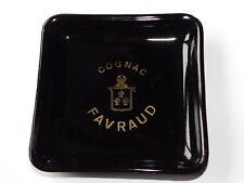 vintage COUPELLE en ceramique noire COGNAC FAVRAUD FRANCE french ceramic ALCOOL