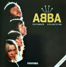 """ABBA  """"ULTIMATE COLLECTION ~ VISITORS """" CD"""