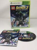 Lego Batman 3 Beyond Gotham - Complete Xbox 360 Game