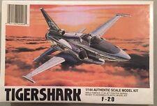 Arii Lee Model 1:144 Jet Fighter Series Tigershark F-20