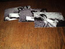 SHEILA LOT DE PHOTOS FORMAT 10*15 N&B - THEME 022 CHAISE LONGUE - 3 PRISES