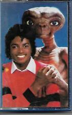 E.T. THE EXTRA-TERRESTRIAL Cassette Tape - Narration & Music by Michael Jackson