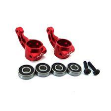 Hot Racing ARM21X02 Arrma Granite Mojave Red Aluminum Steering Blocks