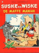 SUSKE EN WISKE 166 - DE MAFFE MANIAK