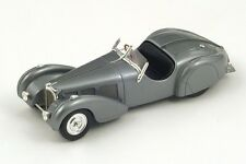 "Bugatti 57 S Roadster Derain ""Grey Metallic"" 1937 (Spark 1:43 / S2717)"