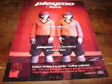 PLEYMO - PUBLICITE ROCK !!!!! OCTOBRE 2003 !!!!!!!!
