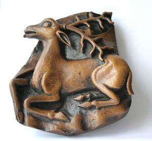 Hart Reproduction Ludlow Church Oak Carving Unique Ornament English Heritage New