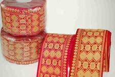 Indian ribbon, Fabric Ribbons & Sewing Trimmings, 25M