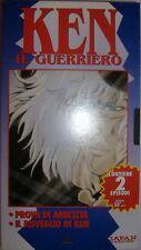 VHS - HOBBY & WORK/ KEN IL GUERRIERO - VOLUME 14 - EPISODI 2
