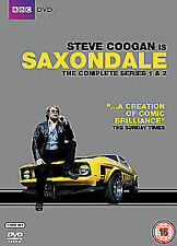Saxondale - Series 1-2 - Complete (DVD, 2009, 3-Disc Set)
