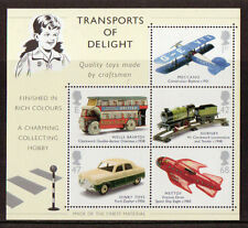 GREAT BRITAIN 2003 CLASSIC TOYS MINIATURE SHEET UNMOUNTED MINT