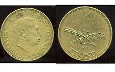 DANEMARK   1 krone  1947
