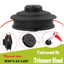 Universal Bump Feed Trimmer Head Spool Line For Honda Komatsu STIHL Husqvarna