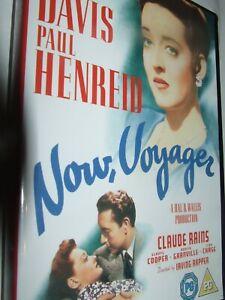 NOW VOYAGER Bette Davis DVD