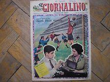 RIVERA MILAN 1962 IL GIORNALINO CALCIO CON AUTOGRAFO DEDICA FESTA DELLA MAMMA