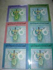 MUSIQUE CLASSIQUE ARABE(TURQUE) 6LPs von 1969 *RAR*