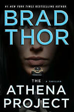 NEW - The Athena Project (The Scot Harvath Series) by Thor, Brad