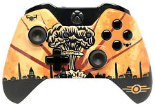 """Fallout Explosion"" Xbox One Rapid Fire Modded Controller for COD BO3, MW Remast"