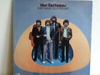 THE  FORTUNES           LP       THAT  SAME  OLD  FEELING