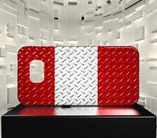 Coque Samsung Galaxy S6 Drapeau PEROU 05