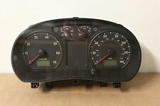 Dashboard instrument panel for Polo 2005 - 10 6Q0920903GX