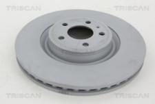 2x Bremsscheibe TRISCAN 8120291054C vorne für AUDI