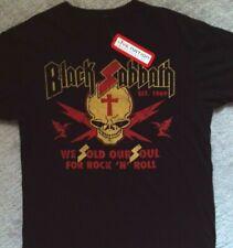 Vintage Black Sabbath T Shirt_ Size Medium