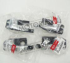 Dorman 83540 Front Rear Passenger Side Interior Door Handle for Select Kia Models Gray
