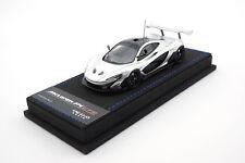 #32218 - Peako McLaren P1 GTR - Silver - 1:43