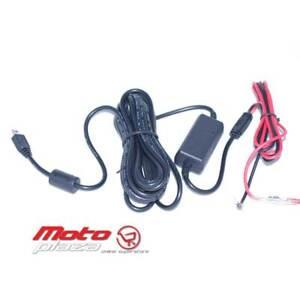 Mini-USB 12V-5V DASHCAM Hard Wire Kit Mini Fuse & Ground Connector