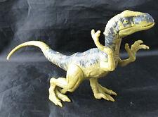 Mattel Jurassic World Dino Rivals Velociraptor Delta Dinosaur - Cool! Lot 40