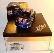 VITESSE VOLKSWAGEN VW BEETLE TROPHEE ANDROS 1999 THEVENOD MOREL 1/43 SKM99083