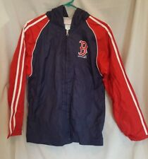 Boston Red Sox Windbreaker Jacket Size Youth XL 14-16  NWT