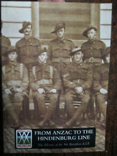 HISTORY AUSTRALIAN 9th BATTALION AIF FROM ANZAC TO HINDENBURG LINE WW1
