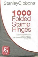 2 PACKS OF 1000 STANLEY GIBBONS STAMP HINGES
