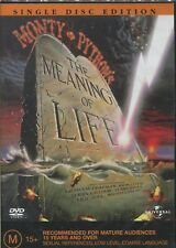 MONTY PYTHON'S THE MEANING OF LIFE - John Cleese, Terry Gilliam -  DVD